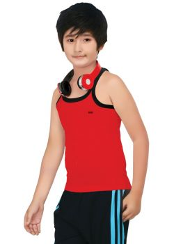 JUNIOR GYM VEST